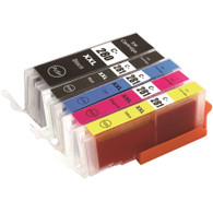 5 Pack Ink Cartridges Compatible for PGI-280XXL / CLI-281XXL