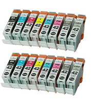 16 Pack Compatible Ink Cartridges for CLI-42