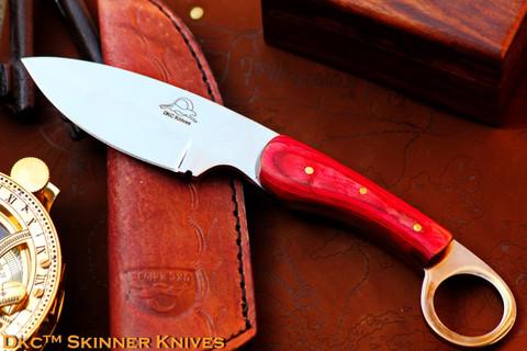 """DKC-501 YITMAX 440c Stainless Steel Knife Hunting Knife 8"""" Long, 4"""" Blade 5 oz DKC Knives"""