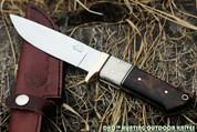 "DKC-502 CARIBOU 440c Stainless Steel Knife 9"" Overall 4.5"" Blade 7.9 oz (DKC-502)  DKC Knives"