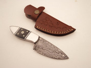 "DKC-706 EAGLE ONE Damascus Steel Hunting Knife7"" Long, 7.2oz DKC Knives (DKC-706)"