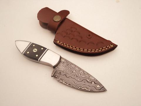 """DKC-706 EAGLE ONE Damascus Steel Hunting Knife7"""" Long, 7.2oz DKC Knives (DKC-706)"""
