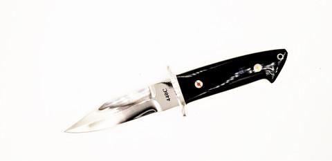 "DKC-UL-115 BATMAN Knife Loveless Style Custom Hand Made D2 Steel 9.5"" Long 4.75"" Blade & oz DKC Knives Ultraline Series (DKC-UL-115)"