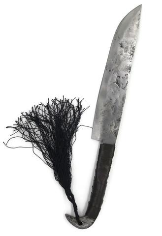 DKC-450 Celtic Eagle Carbon Steel Knife Hand MadeE
