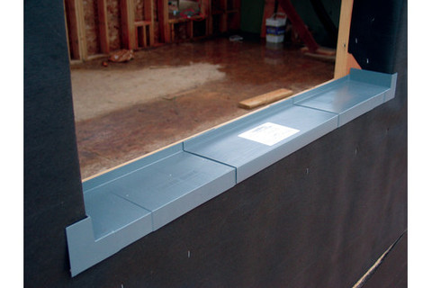 Jamsill Guard Window and Door Pan Flashing