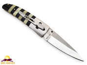 DKC-105-440c-PC Bumble Bee Pocket Folding Knife 440c Stainless Steel