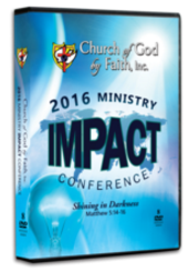 2016 Ministry IMPACT Conference DVD Set - 8 Services (8 Disc DVD Set)