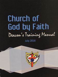 Deacon's Training Manual
