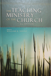 9. The Teaching Ministry of the Church, 2nd Edition