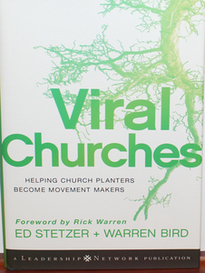 Viral Churches: Helping Church Planters Become Movement Makers