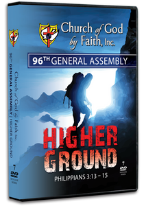 96 GA: Higher Ground DVD Set