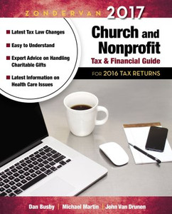 2. 2017/18 Church and Nonprofit Tax and Financial Guide