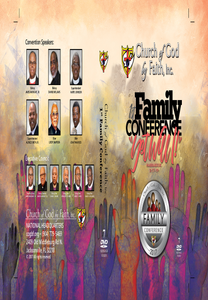 2017 Family Conference: DVD Series (7 Services)
