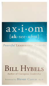 Leadership Axiom