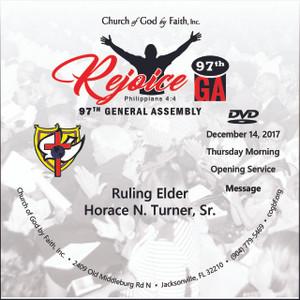 97 GA: Rejoice - Turner (DVD)