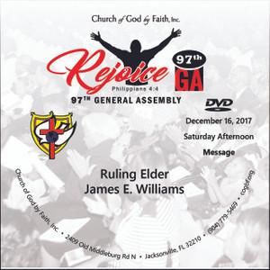 97 GA: Rejoice - Williams (DVD)