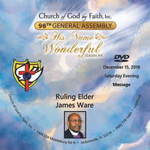 98 GA: Ruling Elder James T. Ware (DVD)