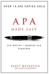 APA Writing Workbook