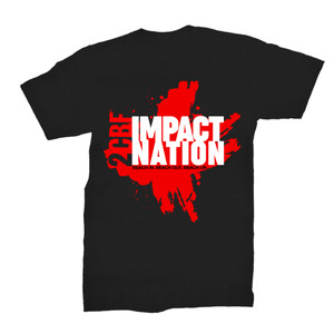 2CBF: Impact Nation T-shirt