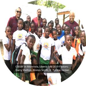 Liberia DVD