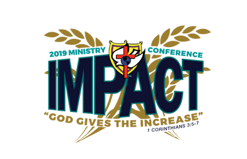 2019 Ministry Impact Tshirt