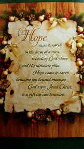 Christmas Cards (Hope)