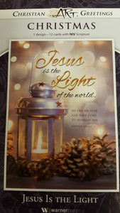 Christmas Cards (Jesus is the Light)