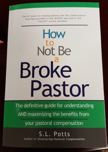 How to Not Be a Broke Pastor