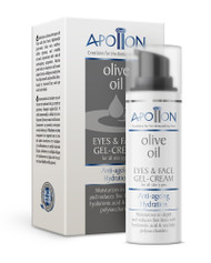 Apollon Men's Anti-ageing Hydration Eye & Face Gel-Cream