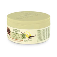 This warm scented body treatment is a rich blend of olive oil, cocoa butter and other herbal ingredients that are carefully chosen for their emollient properties.