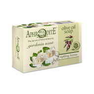 Our moisturizing olive oil soap with the sweet floral scent of gardenia is perfect for those who love floral scented soaps