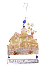 Eagle River Lighthouse Ornament