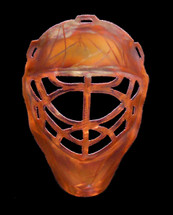 Copper Goalie Mask