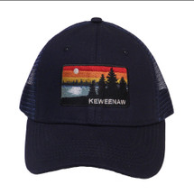 Keweenaw Ball Cap - Navy