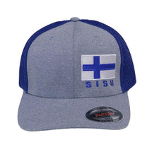SISU Ball Cap - Royal Blue
