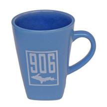 906 U.P. Square Root Mug - Stone Blue