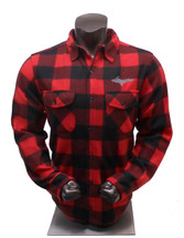 Buffalo Plaid U.P. Shirt - Black/Red