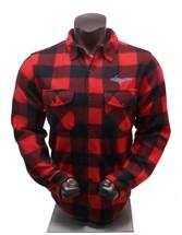 Buffalo Plaid U.P. Shirt - Black/Red