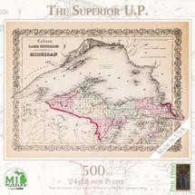 The Superior U.P. Puzzle