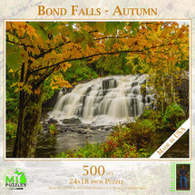 Bond Falls - Autumn Puzzle