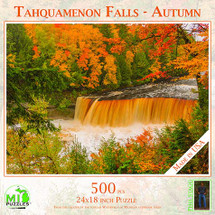 Tahquamenon Fall - Autumn Puzzle