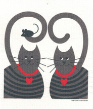 Cats Swedish Dishcloth - CN218.71