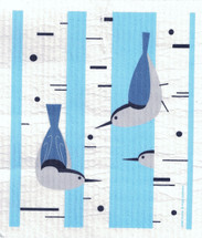 Nuthatch Swedish Dishcloth - CN218.90