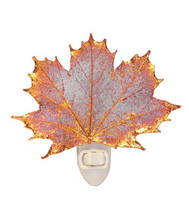 Sugar Maple Leaf Night Light