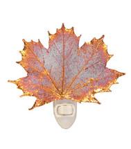Sugar Maple Leaf Night Light