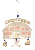 Calumet Colosseum Ornament