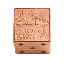 Calumet Colosseum Dice