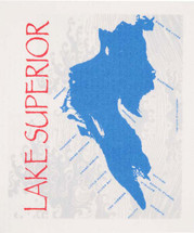 Lake Superior Swedish Dish Cloth
