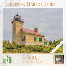 Copper Harbor Light Puzzle