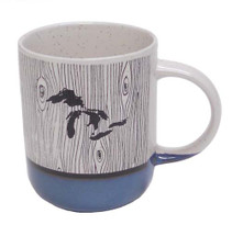 Great Lakes Woodgrain Mug
